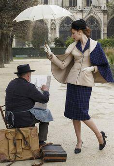 «The Collection» se termine jeudi sur France 3. L'occasion de revenir sur les plus belles tenues aperçues dans les huit épisodes la saga familiale Hau...