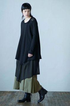 Y'S Yohji Yamamoto Autumn/Winter 2016 Ready-To-Wear