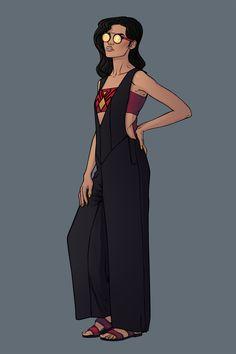 Marvel Fashion Serie n°4:Jessica Drew Aka Spider-Woman