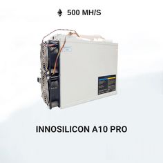 2390€ - A10 ETH Miner with 5G memory has a power of 500 MH/S on the Ethash algorithm. Asic Bitcoin Miner, Mining Pool, Blockchain, Memories, Memoirs, Souvenirs, Remember This