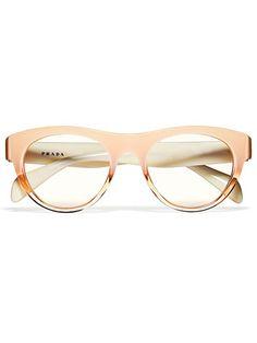 Prada eyeglasses (http://www.iloristyle.com)