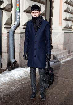Tommi - Hel Looks - Street Style from Helsinki