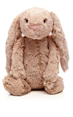 Shop Medium Beige Bashful Bunny by Jellycat Now Available on Moda Operandi