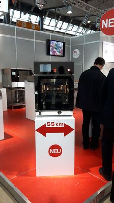 Combi-Steamer CucinaEVO  611T Steamer, Popcorn Maker, Kitchen Appliances, Fine Dining, Stuttgart, Diy Kitchen Appliances, Home Appliances, Domestic Appliances
