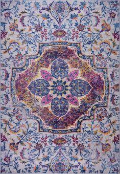 Ladole Rugs Maya Traditional Design Beautiful Polypropylene Mat Carpet in Blue Pink x Pink Carpet, White Carpet, Carpet Colors, Traditional Area Rugs, Traditional Design, Wall Carpet, Rugs On Carpet, Carpets, Polypropylene Rugs