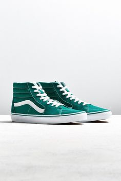 200325df67 Price  65.00 Vans Sk8-Hi Sneaker Shipping - Only available for delivery  within the. Green High Top ...