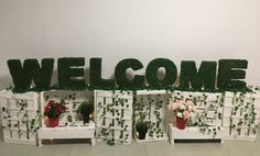 Welcome, Photo Wall, Frame, Diy, Home Decor, Picture Frame, Photograph, Decoration Home, Bricolage
