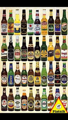 Your challenge,should you choose to accept it, is to check off those beers you have had and drink the ones you haven't. No problem!