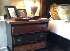 23 DIY Ideas For Your Old Suitcases - Swifty.com