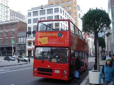 This is one of the best ways to tour San Francisco - or any other city.