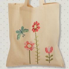 Image result for embroidery tote bag