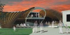 Melbourne student work - optimising gridshell design
