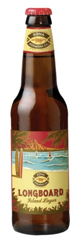 Longboard Island Lager - John drank quite a bit of this... I will be back to give it a try ;)