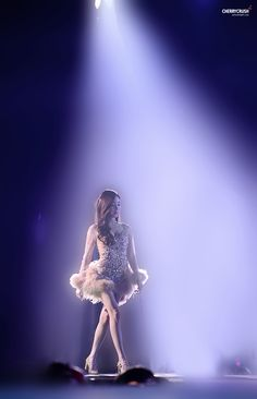 Team ☆ εїз TaeTae εїз (151227 Tiffany @ SBS Gayo Daejun。(via cherry...)