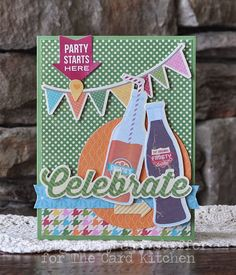 Pickled Paper Designs: Card Kitchen Catch-Up