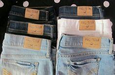 Hollister pants