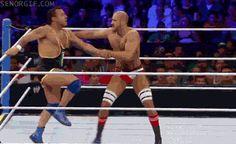 See Italian Wrestling!