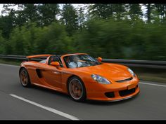 Porsche Carrera GT (Techart)