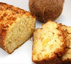 Coconut Pineapple Bread....11-27