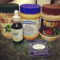 @deshylands photo: My first iHerb order came in today!!  I am so excited to experiment with these!! Use my gift code:  SVQ308 to save up to $10 off your first purchase!  #iherb #peanutbutter #pb2 #natural #stevia #healthy #fit #fitfam #fitspo #food #eatcleantraindirty #cleaneating #cleaneats