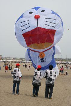 Uchinada Kite Festival Ibaraki, Gunma, Go Fly A Kite, Kite Flying, Homemade Kites, Air Balloon, Balloons, Jose Luis Sampedro, Kite Designs