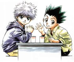 Best 1999 Hxh Ideas 100 Articles And Images Curated On Pinterest Hunter X Hunter Killua Hunter