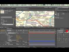 ▶ Drawing a Line in After Effects using Trim Paths - YouTube