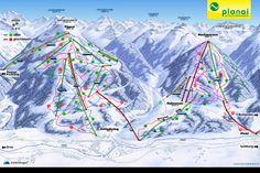 Situationsbericht vom 6.12.2013 - Planai & Hochwurzen – Skiurlaub in Schladming-Dachstein – Österreich.