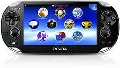 Sony Ps Vita Handheld Console With Wifi and 3g for only £125