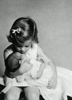 Klein broertje of zusje