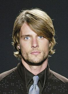 men's tousled hairstyles | Longer Tousled Hairstyles