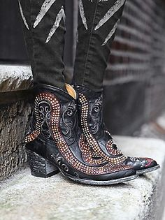 Old Gringo Spirit Ranch Boot at Free People Clothing Boutique