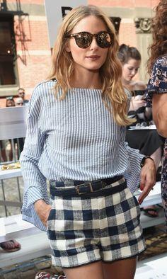 Olivia Palermo nos deja estos looks tan ideales en la Semana de la Moda de Nueva York