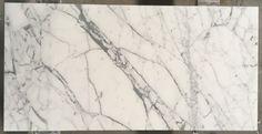Carrara White Stone Slab Tile 24''*12'' Honed
