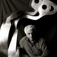 A conversation with renowned Iranian artist Parviz Tanavoli about 'Safar', a major upcoming exhibition of contemporary Middle Eastern art in Canada http://www.reorientmag.com/2013/04/parviz-tanavoli-safar-voyage/