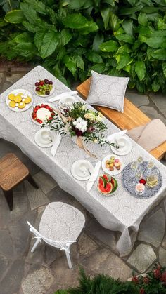With the Jäkälä (lichen) textiles, you can create a fresh festive table setting in the garden or terrace. Sit at the table with your loved ones, and celebrate the graduated, the birthday hero or just the beginning of summer. After a tough year, we all deserve to stop and enjoy the moment. Our patterns are Finnish design at its best. Table Arrangements, Tablecloths, Timeless Fashion, Balcony, Terrace, Festive, Table Settings, How Are You Feeling, Fabrics