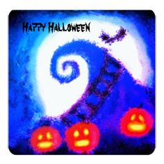 #Happy Halloween Invitation - #halloween #party #stuff #allhalloween All Hallows' Eve All Saints' Eve #Kids & #Adaults