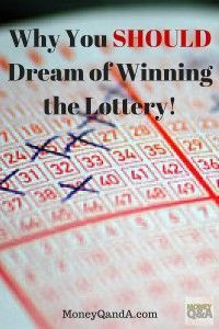 Lotteries are a positive part of