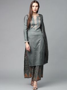 Online Shopping Site for Fashion & Lifestyle in India. Buy Shoes, Clothing, Accessories and lifestyle products for women & men. Kurti Designs Party Wear, Kurta Designs, Blouse Designs, Indian Attire, Indian Wear, Indian Dresses, Indian Outfits, Pakistani Wedding Outfits, Pakistani Dresses Casual