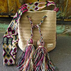 Otomiartesanal Mayan Morral Mochila bag by Otomiartesanal on Etsy