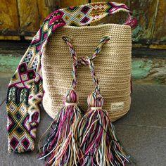 Otomiartesanal Mayan Morral Mochila bag by Otomiartesanal on Etsy