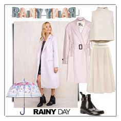 """""""Rainy day"""" by ilona-828 ❤ liked on Polyvore featuring мода, White Label, The Fifth Label, Burberry, DAY Birger et Mikkelsen, TIBI, Vera Bradley, Marc Fisher, rainyday и polyvoreeditorial"""