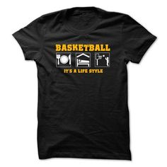 Basketball Life T-Shirts Hoodie