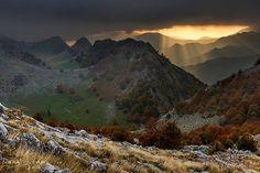 Mehedinti Mountains  photograph by Ioana Stan