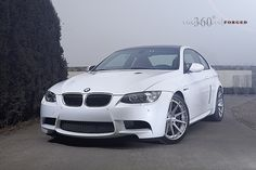 360 Forged Concave SL 10's on BMW M3