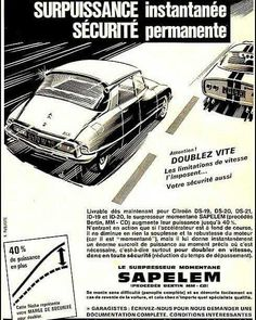 Sapelem Supercharger for Citroën D Series Citroen Ds, Courses, Automobile, Advertising, Drawings, Sketches, Car, Motor Car, Draw
