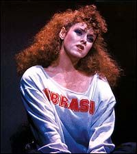 Bernadette Peters in Song and Dance 1986