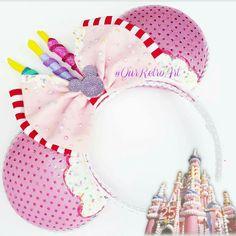 Birthday mouse ears