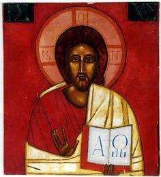 Jerzy Nowosielski, Chrystus Pantokreator