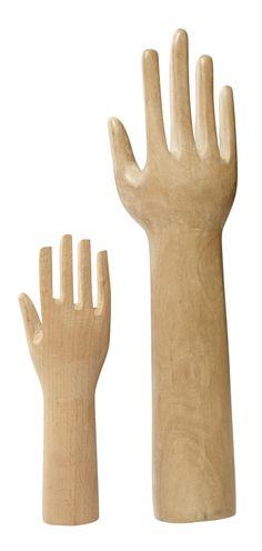 HAY Wooden Hand NEW S | Klevering